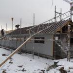 Neubau Eselhof Aline 73 Stiftung Eselhilfe