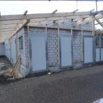Neubau Eselhof Aline 75 Stiftung Eselhilfe