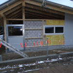 Neubau Eselhof Aline 86 Stiftung Eselhilfe