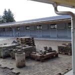 Neubau Eselhof Aline 108 Stiftung Eselhilfe