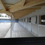 Neubau Eselhof Aline 109 Stiftung Eselhilfe