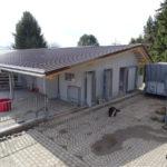 Neubau Eselhof Aline 119 Stiftung Eselhilfe