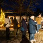 Besucher und Besucherinnen am 24-November 2018 auf dem Eselhof Aline-4