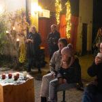 Besucher und Besucherinnen am 24-November 2018 auf dem Eselhof Aline-7
