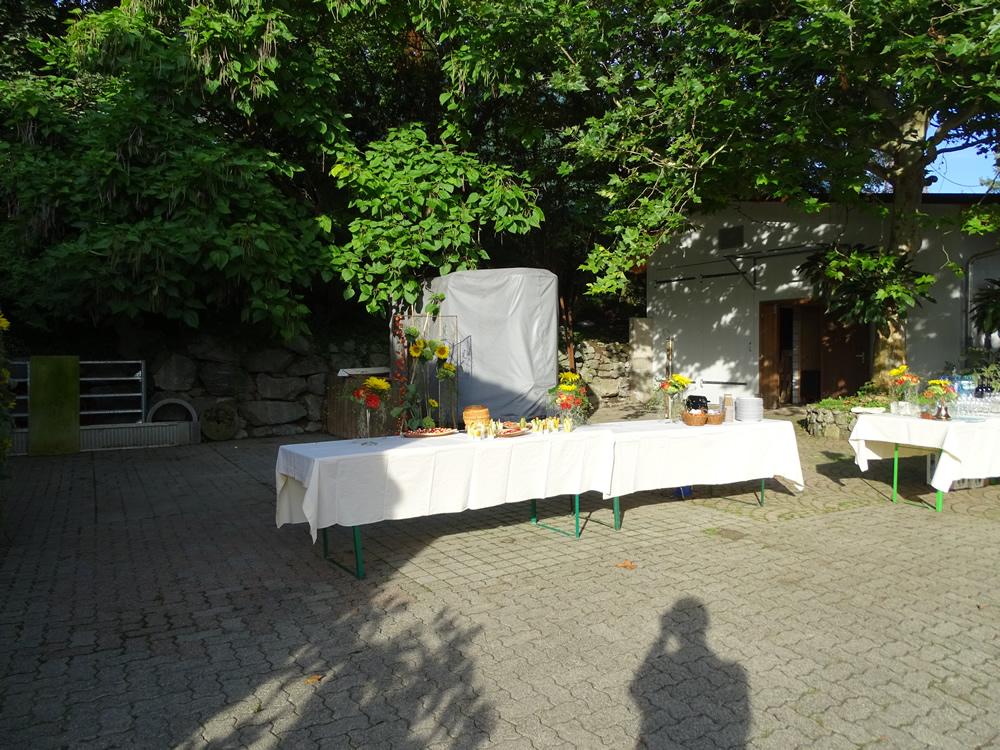 Besuch Lyons Club-Rapperswil-Jona-Apero bereit